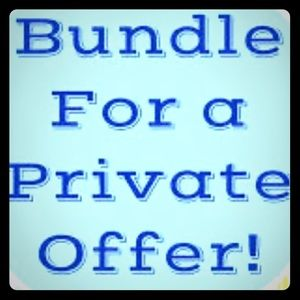 Other - Make a bundle for a great offer